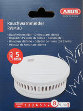 ABUS Rauchwarnmelder RWM 90